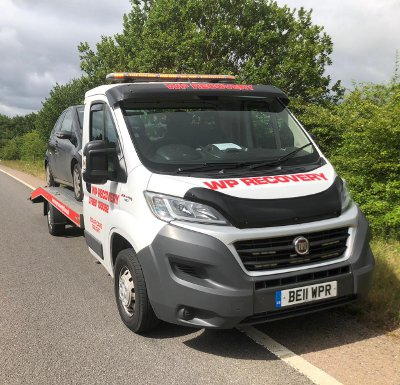 Fast Response Vehicle Recovery Services in Hertfordshire