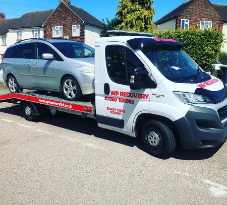 Vehicle Recovery Services in Hertfordshire