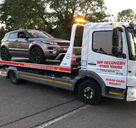 Vehicle Transport Services in Hertfordshire