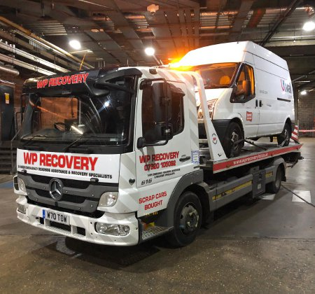 Breakdown Vehicle Recovery Services in Hertfordshire